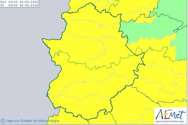 Mapa 2 de marzo