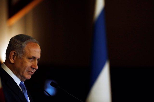 Primer ministro de Israel, Benjamin Netanyahu