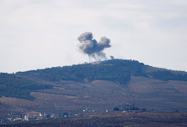 Combates tras la ofensiva turca en Afrin