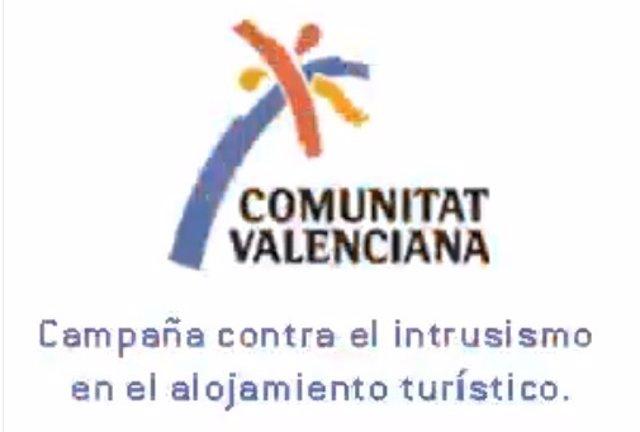 Imagen de la campaña de apartamento turísticos de la Generalitat
