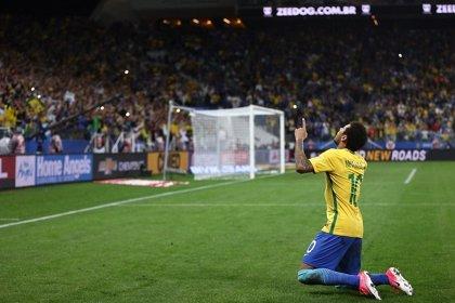 """El preparador físico de la selección brasileña cree que Neymar llegará """"en muy buena forma"""" al Mundial"""