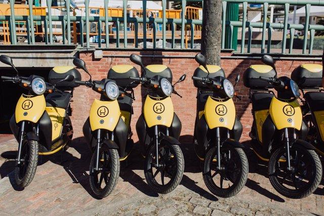 Muving motocicletas motos alquiler