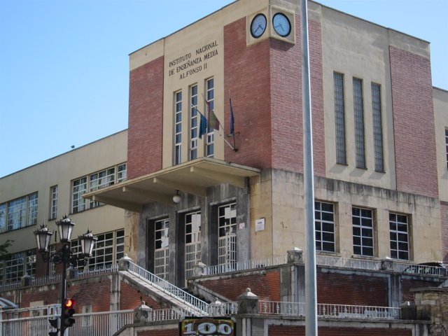 Instituto Alfonso II de Oviedo