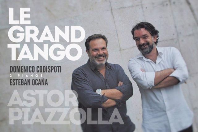 Cartel de Le Grand Tango