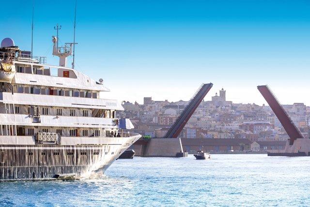 Creuer Port de Tarragona