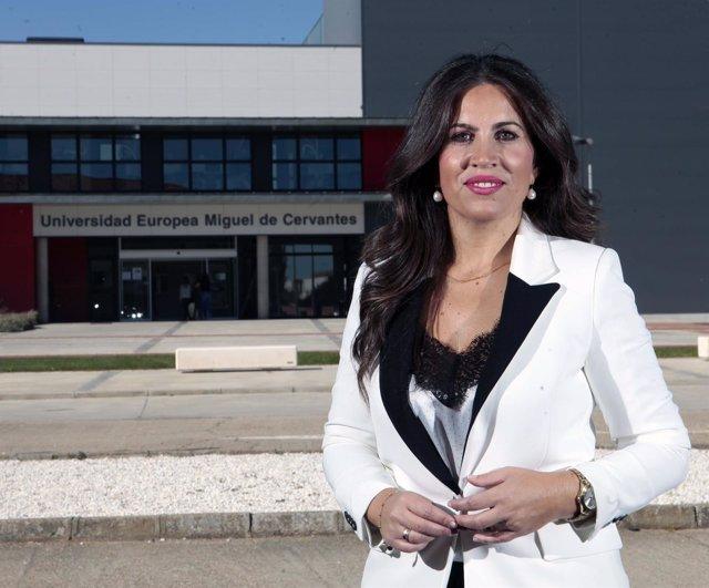 Imelda Rodríguez Escanciano.