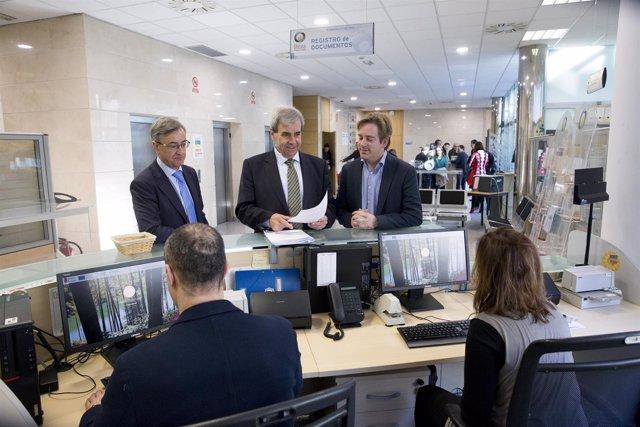 Presentación del acuerdo marco sobre administración electrónica