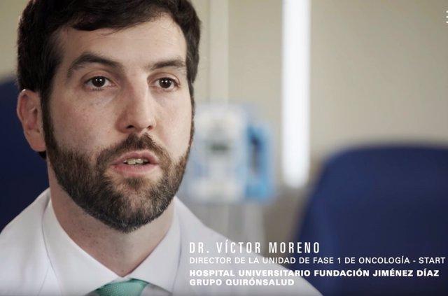 Doctor de la Fundación Jiménez Díaz