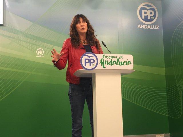 Loles López, este viernes en rueda de prensa