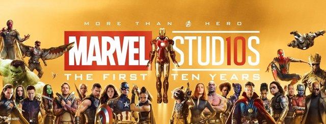 Marvel Studios junta a todos los personajes de Vengadores