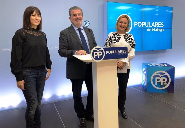 Marivi Romero, Joaquín Pérez Y Ruth Sarabia