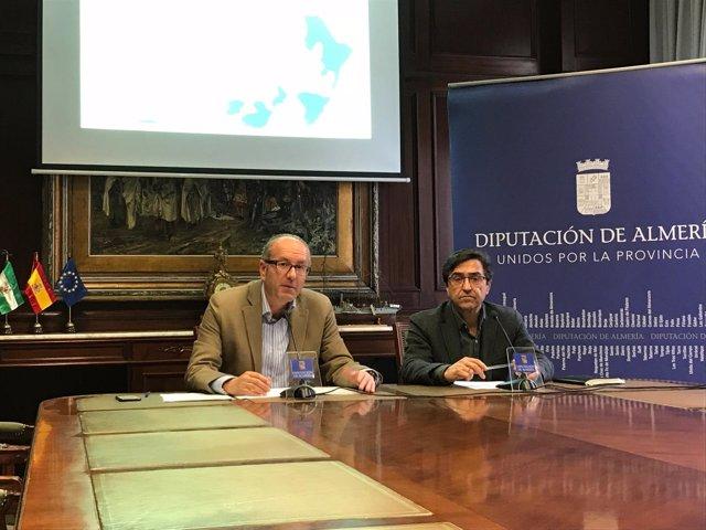 Diputación mejorará el servicio de la Red Provincial de Telecomunicaciones.