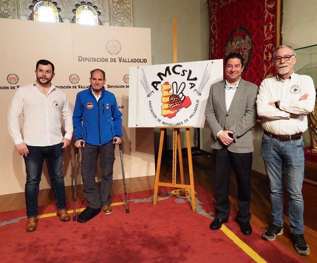 Valladolid.- Presentación del Año Motero
