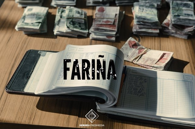 Fariña, nueva serie de Antena 3, finaliza su rodaje
