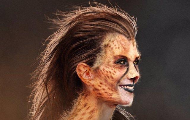 Kristen Wiig como Cheetah