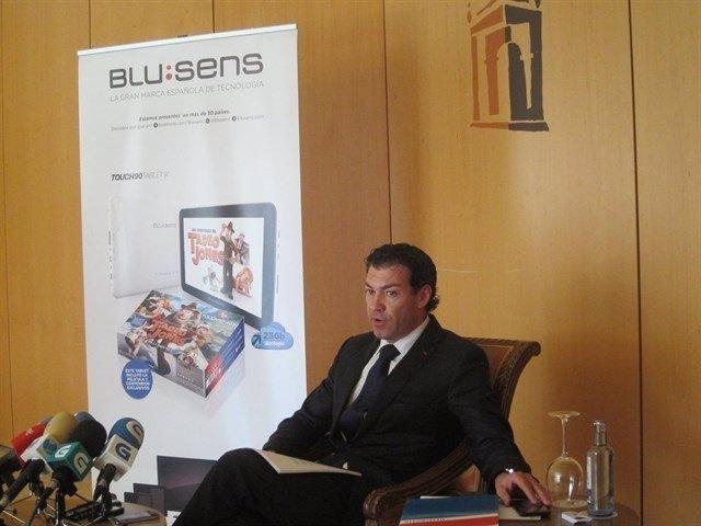José Ramón García, fundador de Blusens