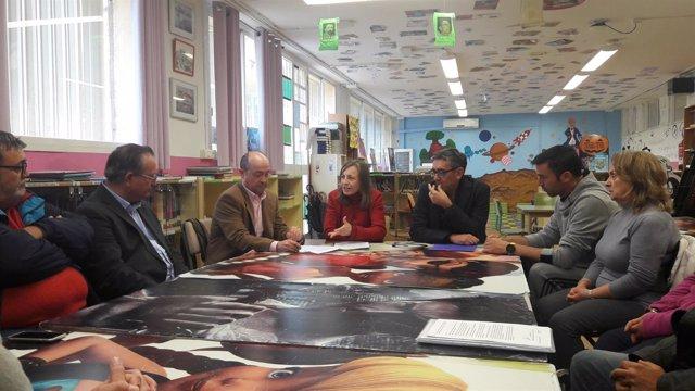 [L Comunicacion.Almeria.Dgob] Nota. Educación Destina Más De 278.000 Euros A Las