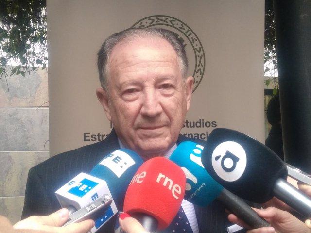 El director del CNI, Féliz Sanz