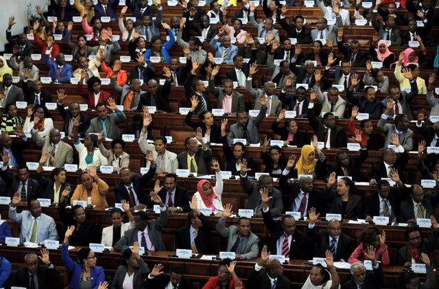 El Parlamento de Etiopía aprueba el estado de emergencia