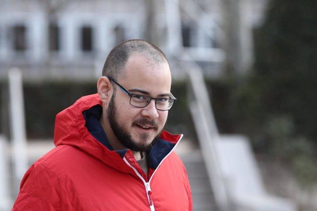El rapero Pablo Hasel vuelve a declarar en la Audiencia Nacional