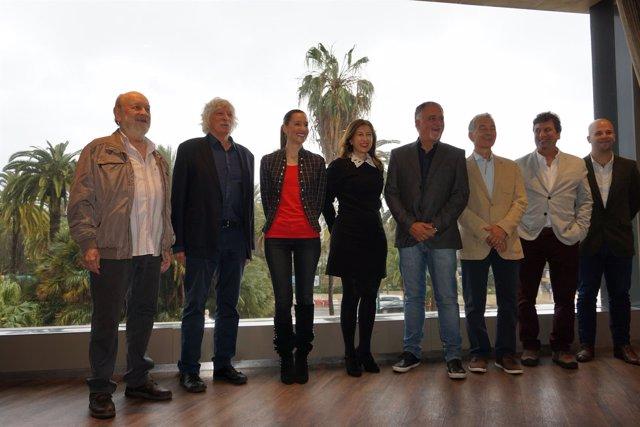 El grupo Les Luthiers presentan su espectáculo en Málaga