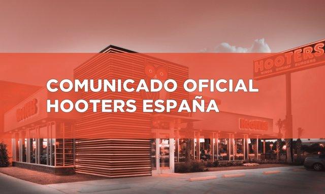 Hooters España