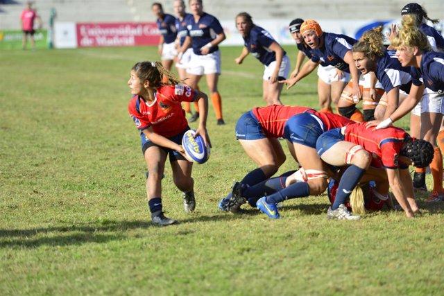 Rugby. Las Leonas En La Final Del Europeo