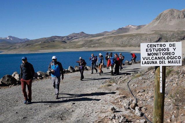 Expedición científica a la Laguna del Maule
