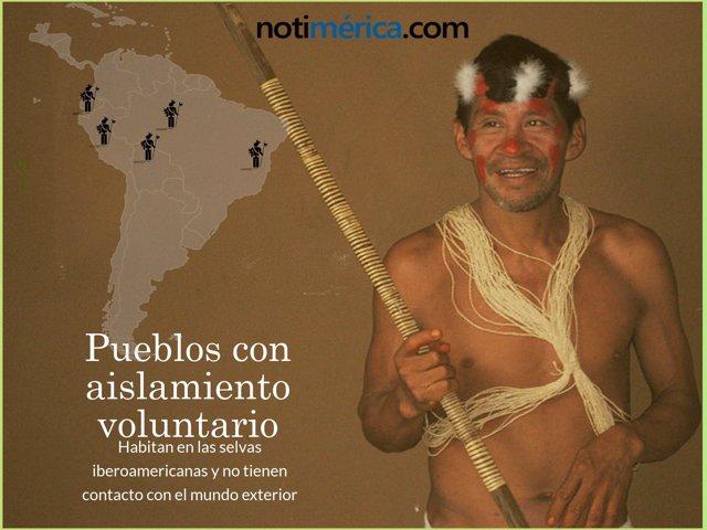 Pueblos no contactados de Iberoamérica
