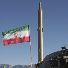 Misil en Irán
