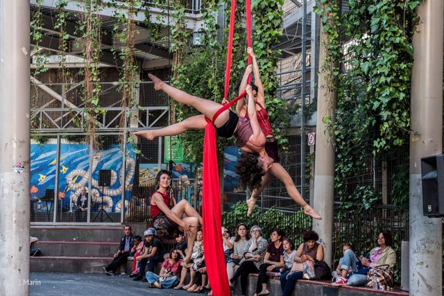 Circo 'Cabaret'.