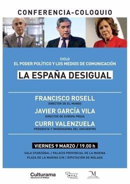 Ciclo Javier García Vela Francisco Rosell Curri Valenzuela