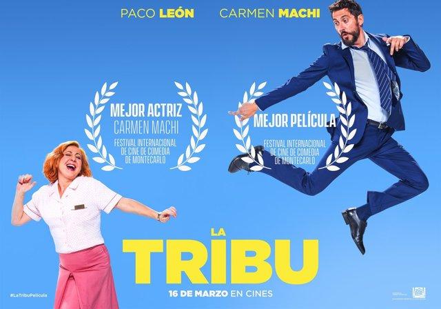 Película 'La tribu', mejor película en el Festival de Montecarlo