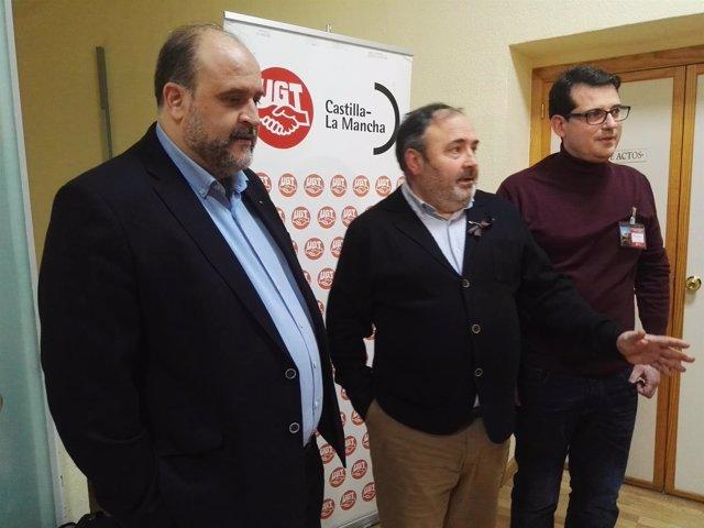 Elección José Azcoitia, UGT Cuenca