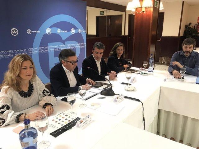 Jornadas de trabajo del Grupo Parlamentario Popular.