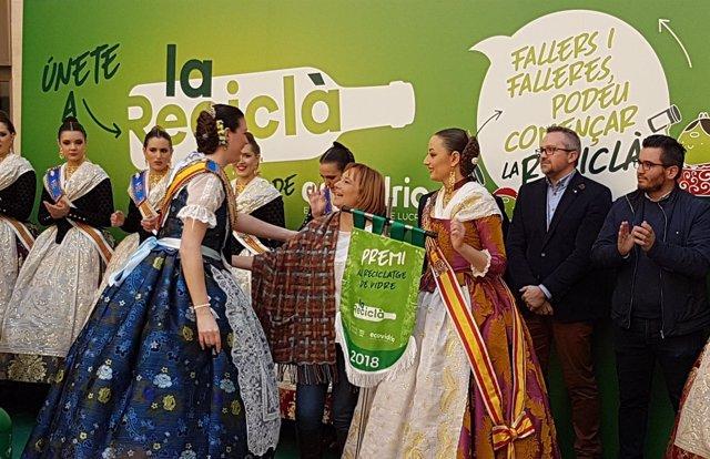 Acto de 'La Reciclà'