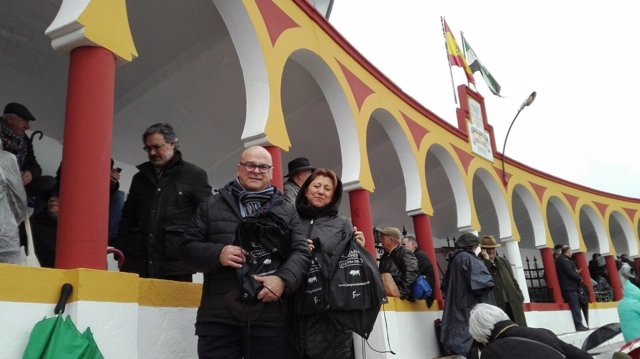 Feria del Toro en Olivenza