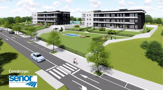 Promoción de viviendas en Santander mediante 'crowdfunding'