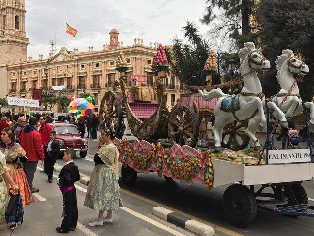 Cavalcada del Ninot 2018