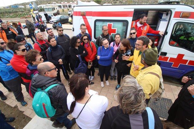 Búsqueda del niño Gabriel desaparecido en Níjar (Almería)
