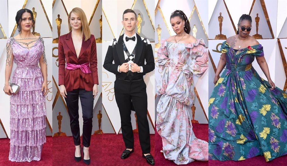 Peor Vestidos De Los Oscars 2018