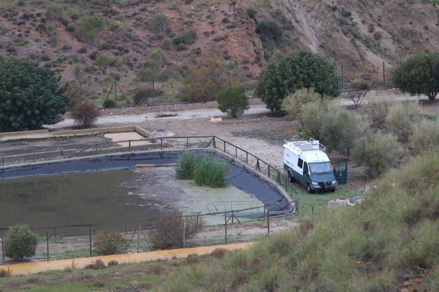 Búsqueda del niño Gabriel en Níjar (Almería)