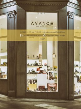 La zapatería Avance Shoes de Yecla
