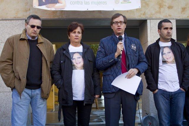 Familiares Maria Piedad