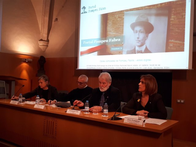 T.Cabré, J.Casals, J.Ros y E.Franquesa