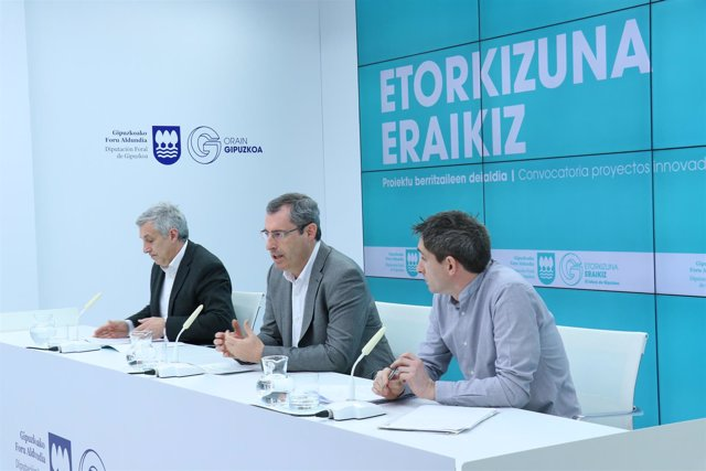 Presentación de ayudas de Etorkizuna Eraikiz