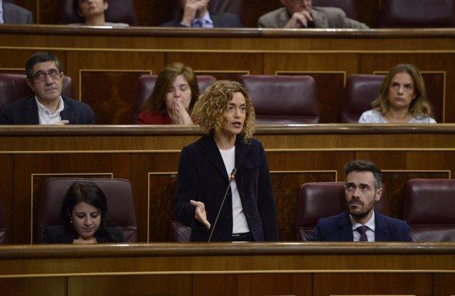 Meritxell Batet, diputada socialista