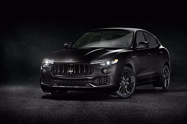 Nuevo Maserati Levante Nerissimo Edition