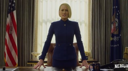 House of Cards lanza nuevo tráiler sin Kevin Spacey