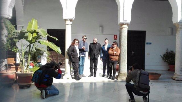 Pascual González y Cantores de Híspalis